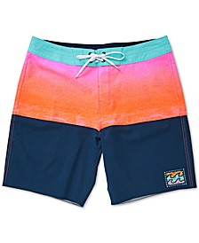 "Men's Fifty50 Fade Pro 19"" Board Shorts"