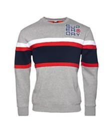 Superdry Men's Appliqué Weekend Sweatshirt