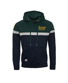 Superdry Men's Appliqué Colorblocked Hoodie