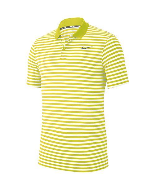 a8b0628d81 Men's Golf Victory Striped Polo