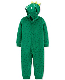 Toddler Boys 1-Pc. Dinosaur Pajamas