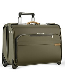 Baseline Carry-On 2-Wheeled Garment Bag