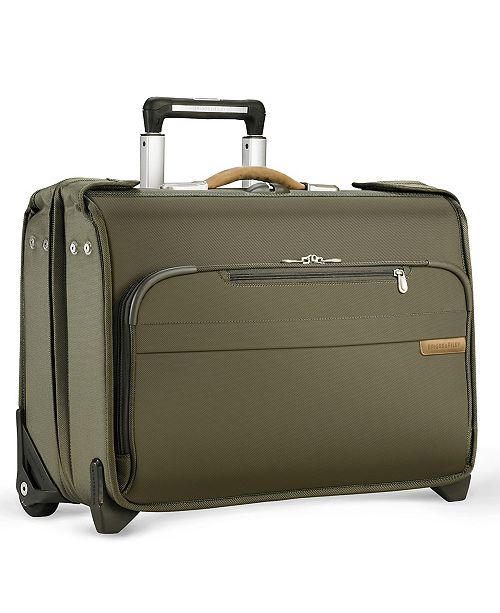 Briggs & Riley Baseline Carry-On 2-Wheeled Garment Bag