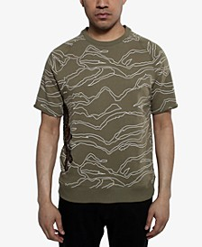 Men's Side Tiger T-Shirt