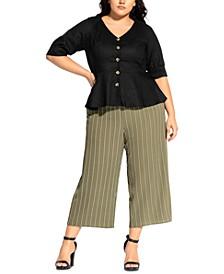 Trendy Plus Size Lola Top