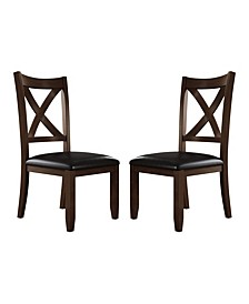 Bailey Dining Chair, Quick Ship (Set of 2)