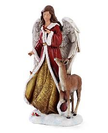 Napco Angel with Deer