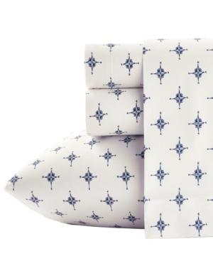 Poppy & Fritz Compass Sheet Set, Queen Bedding