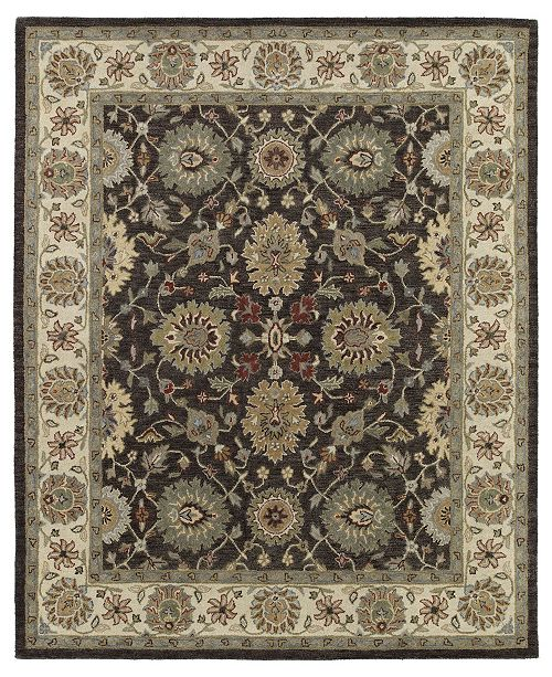 Kaleen Solomon Elijah-51 Brown 10' x 14' Area Rug