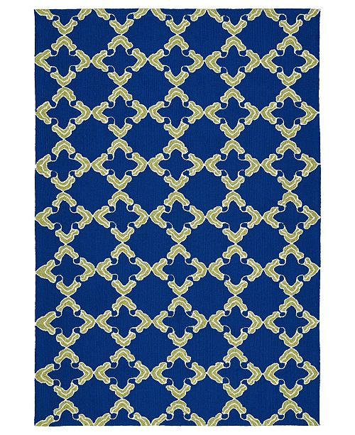 Kaleen Escape ESC01-22 Navy 8' x 10' Area Rug
