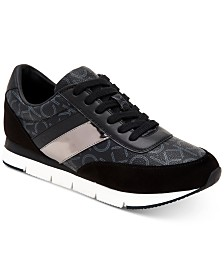 Calvin Klein Women's Tea Sneakers
