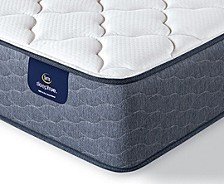 "Sleeptrue Malloy 11.5"" Plush Mattress- Twin"