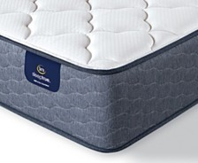 "Serta Sleeptrue Malloy 11.5"" Plush Mattress- King"