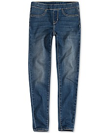 Levi's® Big Girls Pull-On Jeggings