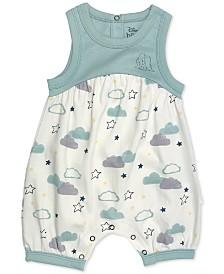 finn + emma Baby Girls Dumbo Cotton Romper