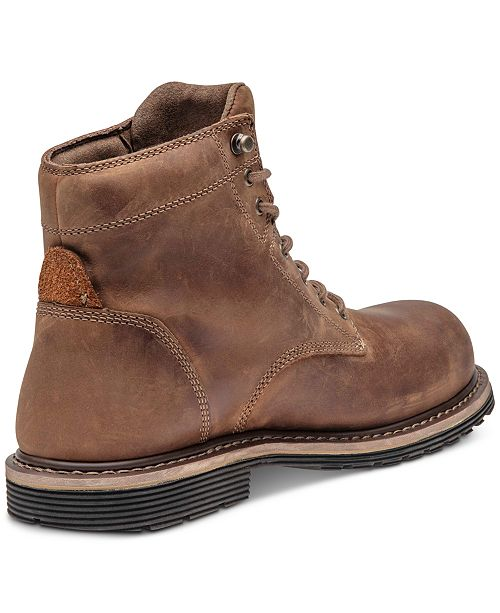 Men's 6 Waterproof Safety Toe Millworks Boots