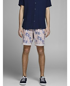 Jack & Jones Men's Summer Shorts with all over printed details