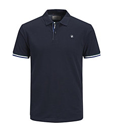 Jack & Jones Men's Summer Polo Shirt with contrast details