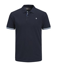 Jack & Jones Men's Summer Polo Shirt with contrast details