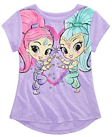 Disney Little Girls Shimmer & Shine T-Shirt
