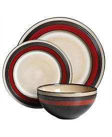 Everston 12 Piece Dinnerware Set