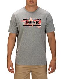 Men's Botanical Logo Graphic T-Shirt