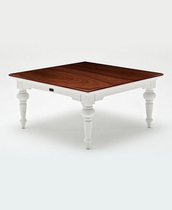 NovaSolo Square Coffee Table
