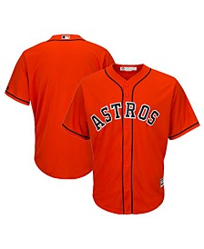 Majestic Baby Houston Astros Blank Replica CB Jersey