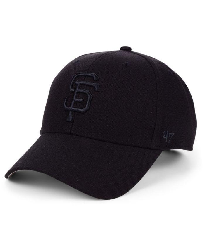 '47 Brand San Francisco Giants Black Series MVP Cap & Reviews - Sports Fan Shop By Lids - Men - Macy's
