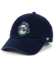 Asheville Tourists CLEAN UP Strapback Cap