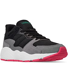 Women's Essentials Crazychaos Casual Sneakers from Finish Line