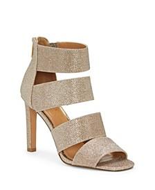 Cerina Banded High Heel Sandals