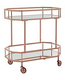 Silva Bar Cart