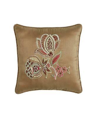"""Esmeralda 16"""" x 16"""" Fashion Pillow"""