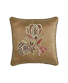 "Esmeralda 16"" x 16"" Fashion Pillow"