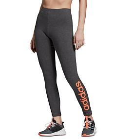 a6d7cf685a32 adidas Essentials Linear-Logo Leggings
