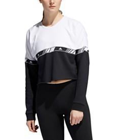 adidas HyperSport Colorblocked Sweatshirt