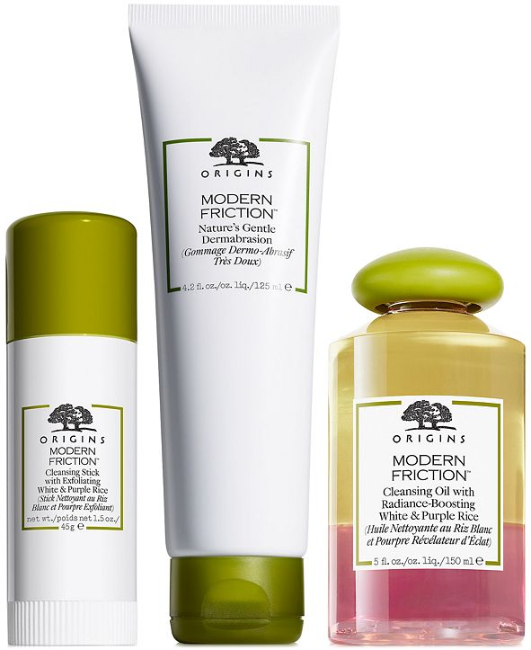 Origins Modern Friction Collection