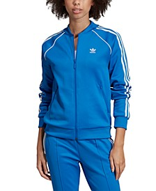 Women's adicolor Superstar Three-Stripe Track Jacket