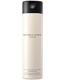 Bottega Veneta Men's Illusione Hair & Body Shower Gel, 6.8-oz.