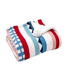 Huxley Stripe Throw