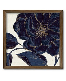"""Garden II 30"""" x 30"""" Framed Canvas Wall Art"""