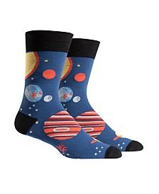 Sock It To Me Men's Planets Socks
