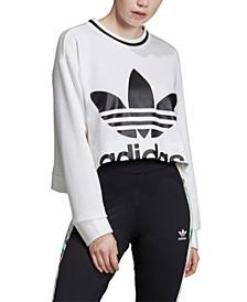 Bellista Cropped Sweatshirt
