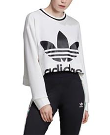 adidas Originals Bellista Cropped Sweatshirt