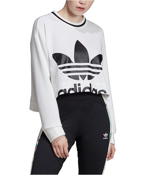 Bellista Cropped Sweatshirt