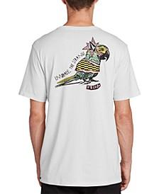 Men's Party Bird Graphic T-Shirt