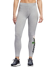 adidas Work In Progress Essentials Floral Leggings