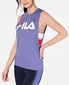 Anzu Cotton Logo Tank Top