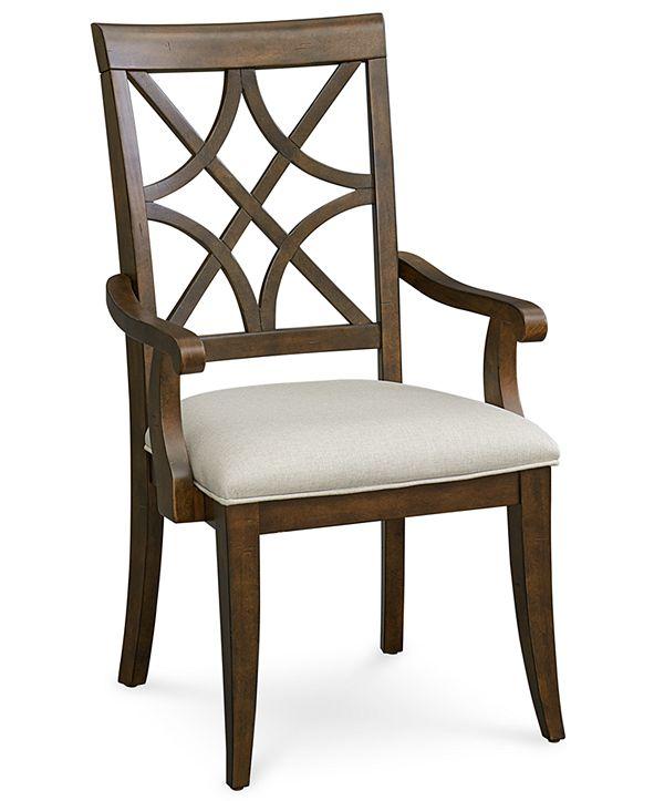 Furniture Trisha Yearwood Trisha Arm Chair